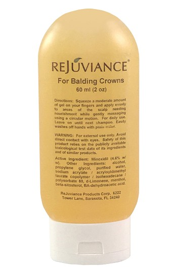 For Balding Crowns